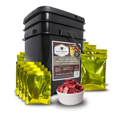 WISE Company 1440 Serving Freeze Dried Fruit Combo