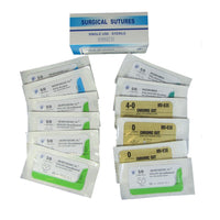 Elite First Aid Assorted Surgical Sutures