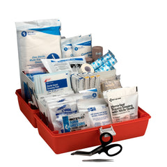 First Aid Only First Responder Kit, Small 98 Piece Plastic Case