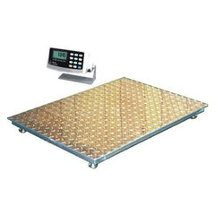 ConvaQuip Bariatric Wheelchair Scale with Ramp