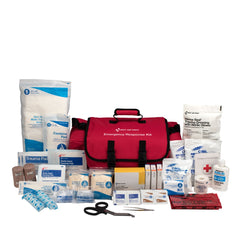 First Aid Only First Responder Kit, 151 Piece, Fabric Case