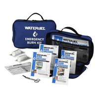 First Aid Only 25 Person WaterJel Small Burn Kit, Fabric Case