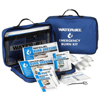 First Aid Only WaterJel Large Burn Kit, Fabric Case
