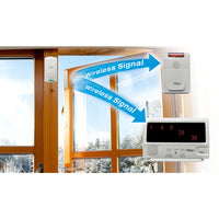Smart Caregiver Window/Door Exit Alarm