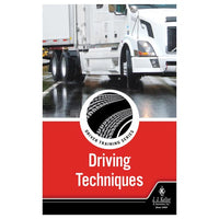 JJ Keller Driving Techniques: Driver Training Series Trainer Guide