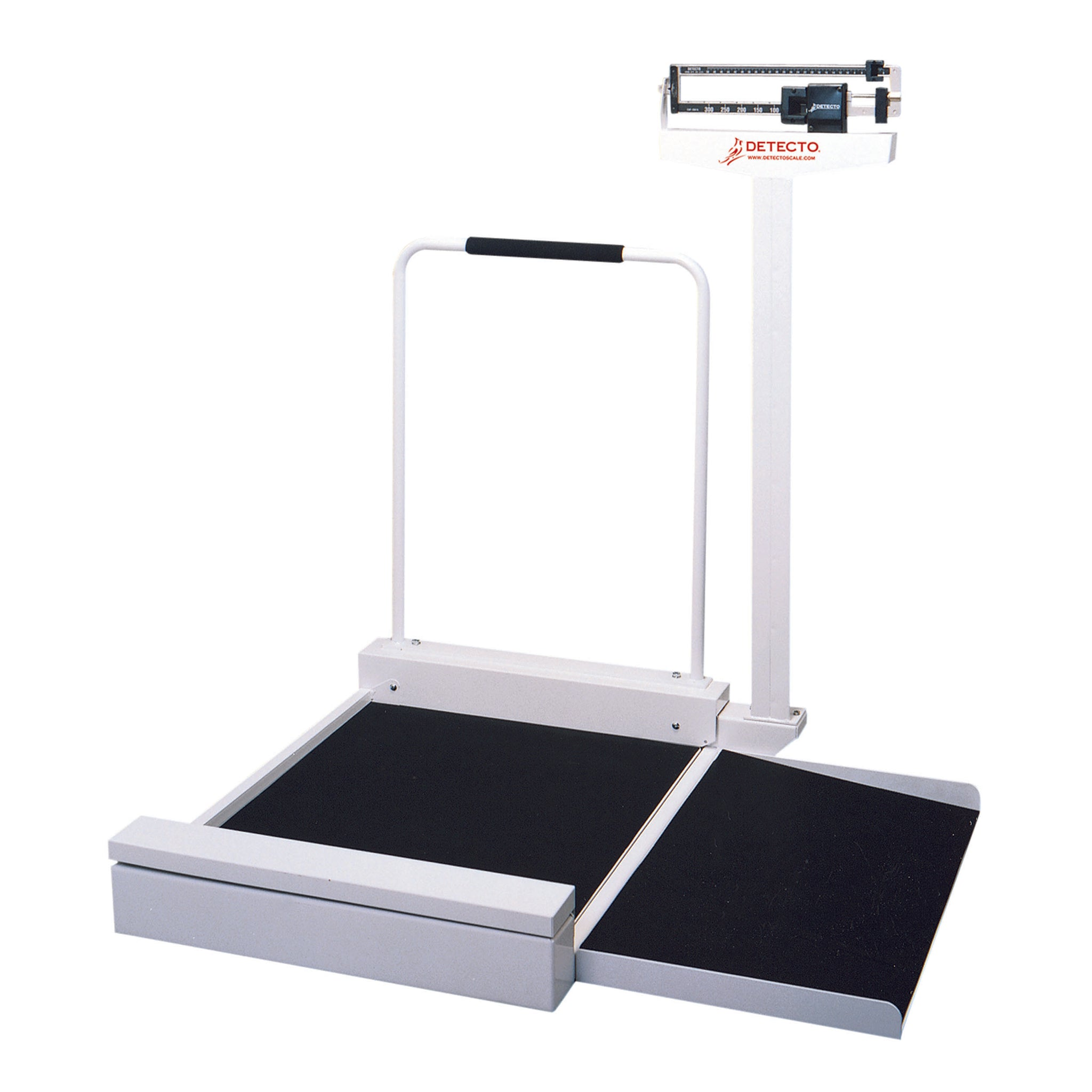 Detecto 495 Series Stationary Wheelchair Scale