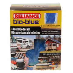 Reliance BioBlue Toilet Chemicals - 12 Pack
