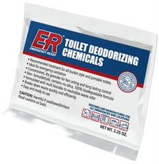 ER™ Emergency Ready Toilet Chemicals - Individual