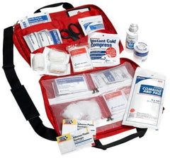 First Aid Only First Responder Kit, Medium 120 Piece Bag