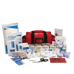 First Aid Only First Responder Kit, Large 158-Piece Bag