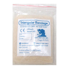 Elite First Aid Tan Triangular Bandage