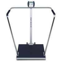 Detecto 6856 Bariatric Waist-High Portable Medical Scale