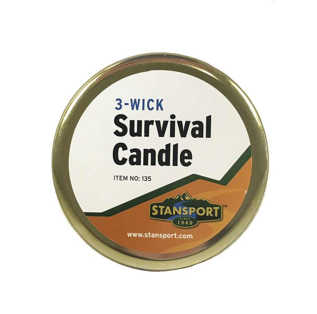 Quake Kare Survival Candle