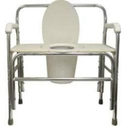 ConvaQuip Bariatric Bedside Commode