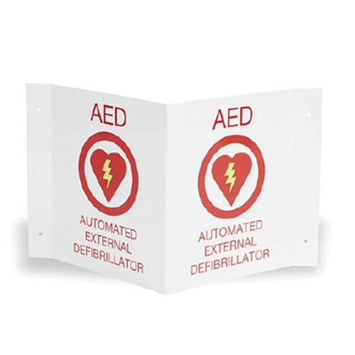 Zoll AED Plus® Wall Sign