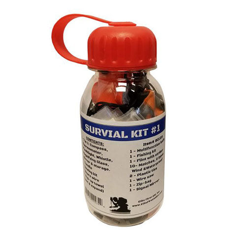 Elite First Aid Survival Kit #1