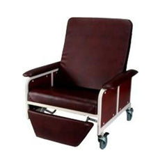 ConvaQuip Recliner/Stretcher with Casters