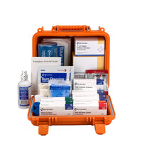 First Aid Only 50-Person ANSI B First Aid Kit, Plastic, Waterproof