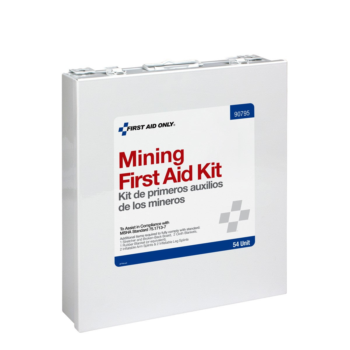 First Aid Only 54 Unit MSHA Mining First Aid Kit