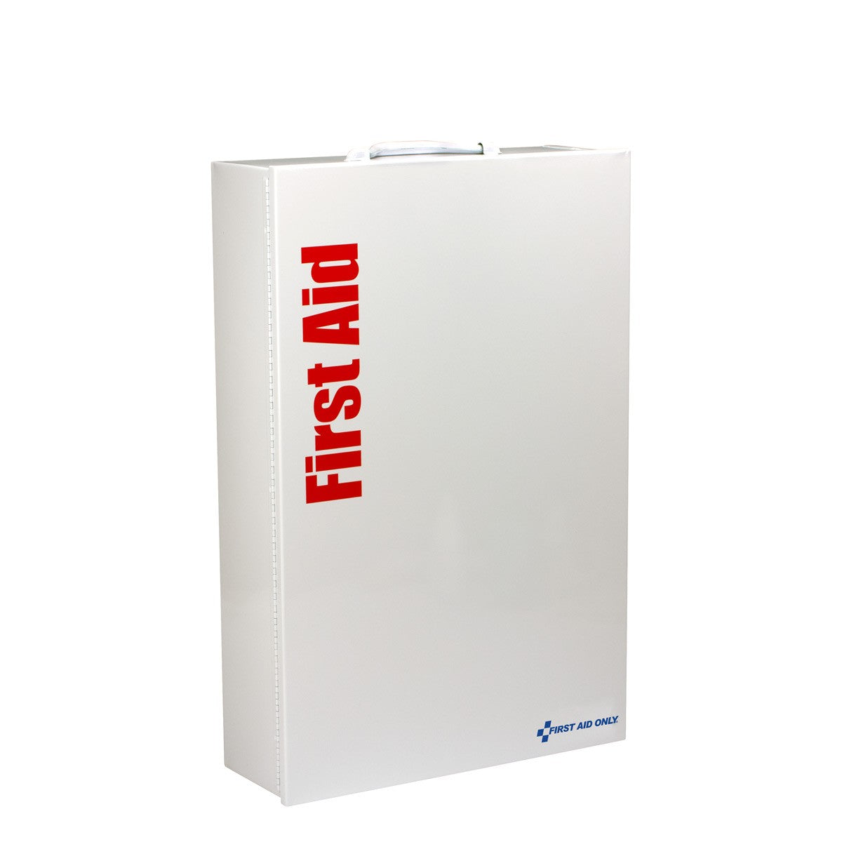 First Aid Only 200 Person XXL Metal Smart Compliance First Aid Cabinet without Medication