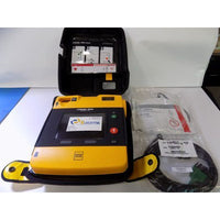 Physio-Control Lifepak 1000 3 leads ECG with Pads Battery Case