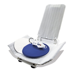 Aquatec White Battery Powered Bathlift for Standard Tubs
