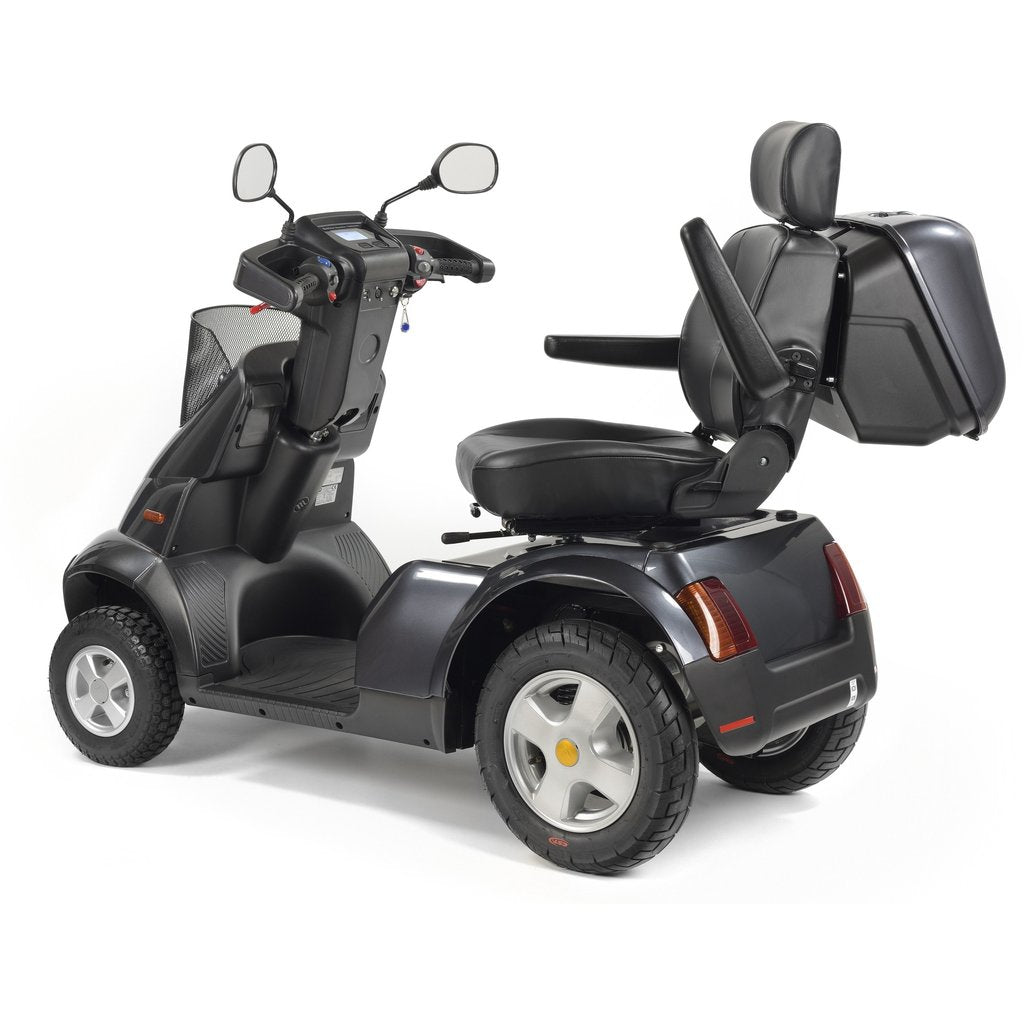 Afikim Afiscooter Breeze S 4-Wheel Mobility Scooter