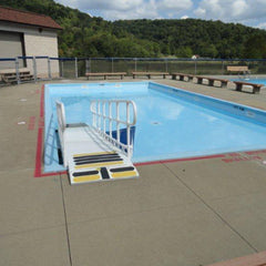 "AquaTrek Wading Pool Ramp 30"" Wide"