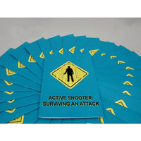 MARCOM Active Shooter: Surviving an Attack Poster