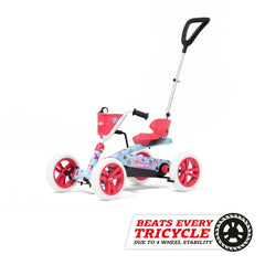 BERG Buzzy Bloom 2-In-1 Pedal Kart