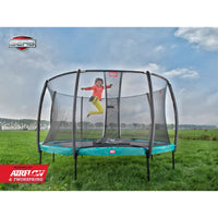 BERG Champion USA Deluxe Trampoline with + Safety Net