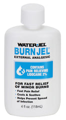 First Aid Only WaterJel Burn Jel Squeeze Bottle, 4 oz.