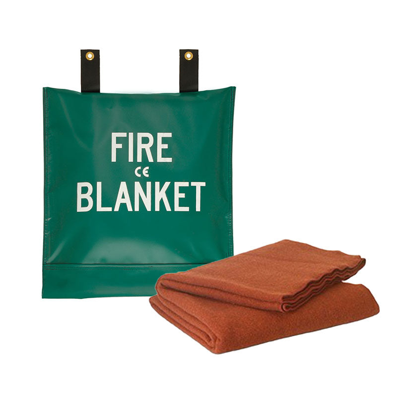 Junkin Fire Blanket and Bag