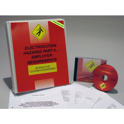MARCOM Electrocution Hazards In Construction Environments Part II Employer Requirements Program