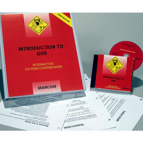 MARCOM Introduction to GHS (The Globally Harmonized System) for Construction Workers Program