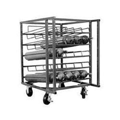 MERET® 25 ME/MD CylinderTuffCart™ w/ 4 Wheels Layered Horz.