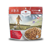 WISE Company Cheesy Lasagna Camping Food (Case of 6)