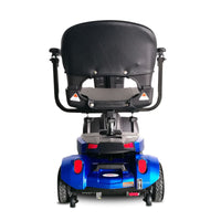 EV Rider CityCruzer 4-Wheel Transportable Mobility Scooter with 12V 20AH SLA Battery Type