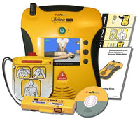 Defibteh Lifeline View AED FAA Approved Package