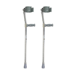 ConvaQuip Bariatric Forearm Crutches (Pair)