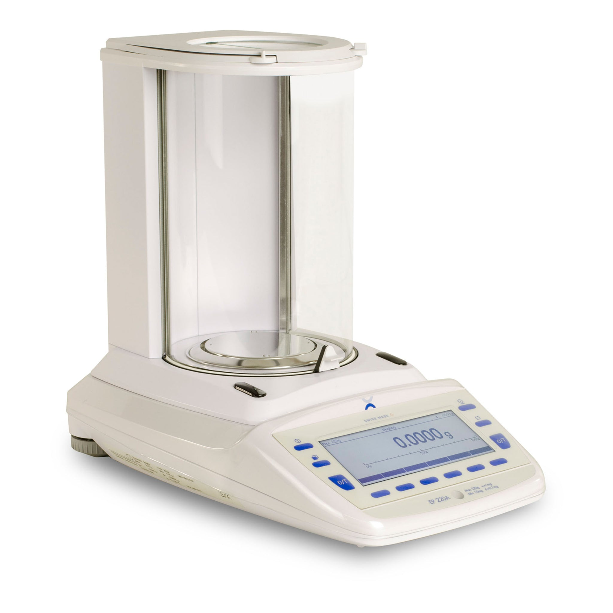 Precisa Executive Pro EP220A Analytical Balance, 220 g x 0.1 mg