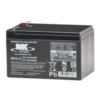 MK Battery 12V 12 Ah Small Sealed Lead-Acid