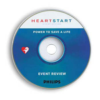 Philips HeartStart Event Review Pro Software Upgrade