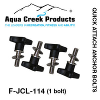 Aqua Creek Knob for Quick Attach Anchor
