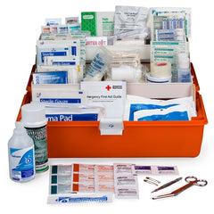 First Aid Only First Responder First Aid Kit, Large, 269 Piece Plastic Case