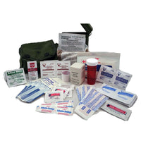 Elite First Aid Individual First Aid Kit (Military Issued Edition)