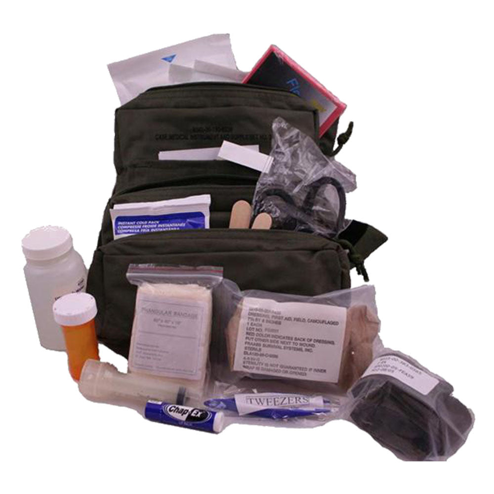 Elite First Aid M-3 Medic Bag
