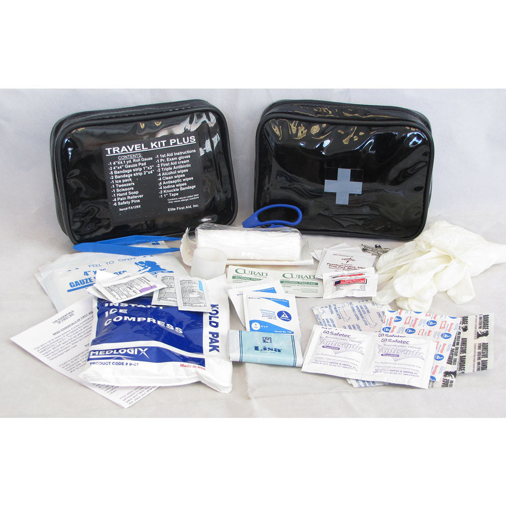 Elite First Aid Travel Plus First Aid Kit