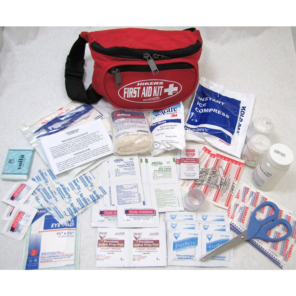 Elite First Aid Hiker's First Aid Kit