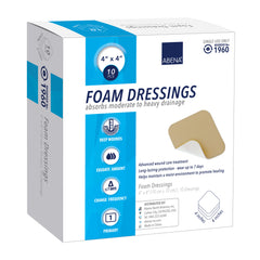 Abena Foam Dressings (Non-Adhesive)